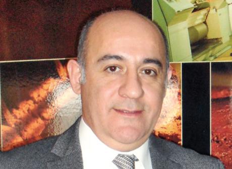 """Ali Serdar TÜLEK Barry Callebaut Ülke Müdürü """" - 1476hk"""